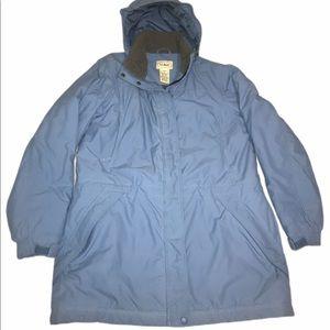 Women's LL Bean Winter Insulated Jacket size M